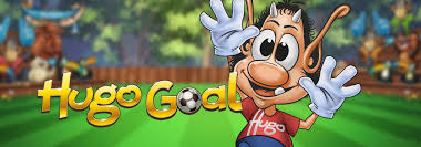 Hugo Goal slot från Play'n GO