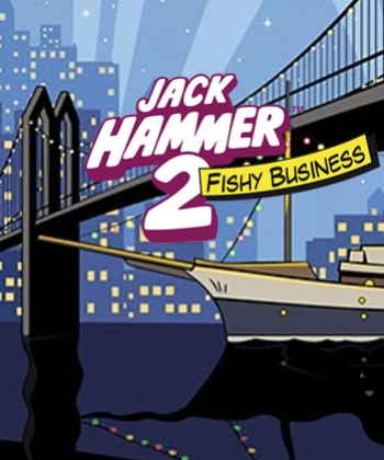 Jack Hammer 2 – Fishy Business