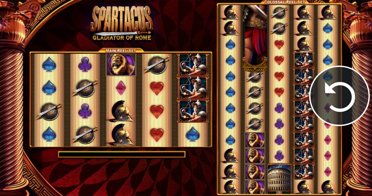 Spartacus – WMS Interactive